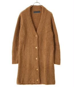 TEDDY DUSTER CARDIGAN