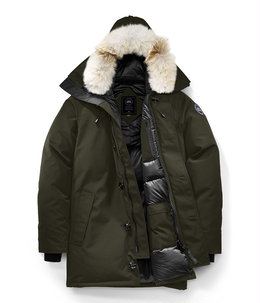 CHATEAU PARKA  FF BLACK LABEL