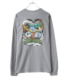 M's L/S Yes To Wilderness Responsibili-Tee -GLH-