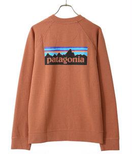 M's P-6 Logo Organic Crew Sweatshirt -CEP-