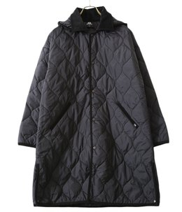 【予約】QUILTED OVER COAT