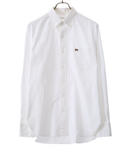 FINX Cotton Oxford B.D Collar Shirt