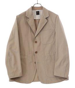 San Joaquin Cotton Chino Sack Coat