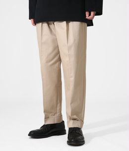 San Joaquin Cotton Chino 2Pleated Tapered