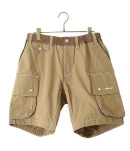 【予約】Babour CORDURA solway short pants