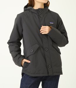 【レディース】Boys' Insulated Isthmus Jkt