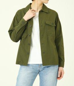 【レディース】 LIKE WEAR ベイカーシャツ