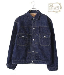 【ONLY ARK】別注 50's DENIM JACKET ONE WASH