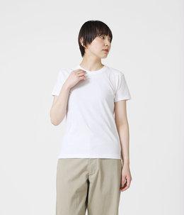 【レディース】SEAMLESS CREW NECK TEE