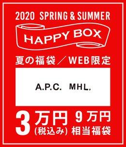 A.P.C. & MHL.(S~Lサイズ)
