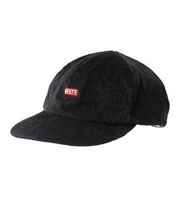 WEST'S CORDUROY CAP