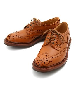 【予約】WING TIP SHOES RIDGEWAY SOLE