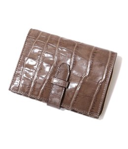 NEW ZIP WALLET WITH TAB(MOC)