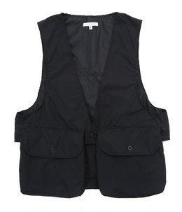 【ONLY ARK】別注 Fowl Vest - Acrylic Coated Nylon Taffeta