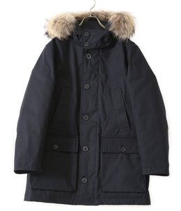 RUBBERZIED DOWN PARKA