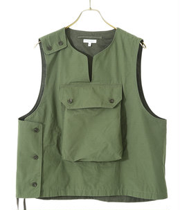 Cover Vest - Cotton Ripstop