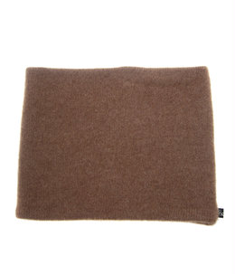 PURE CASHMERE NECK WARMER