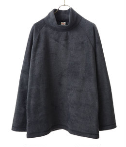 T/R FLEECE HIGH-NECK SWEAT SHIRT