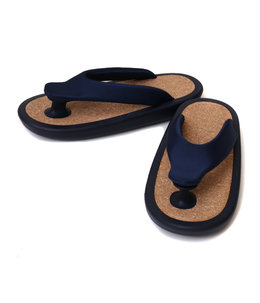 """BEACH SANDAL"" NAVY"