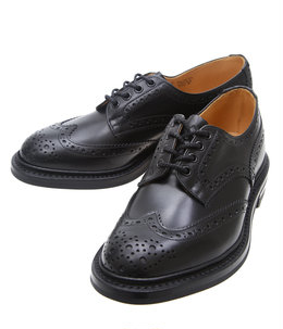 WING TIP SHOES RIDGEWAY SOLE