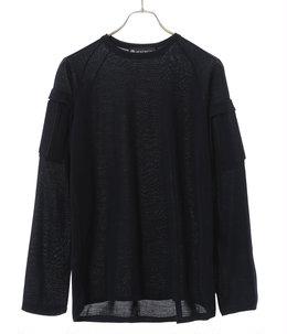 Combat Wool L/S T-Shirt