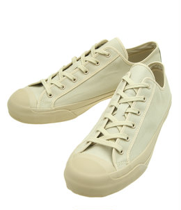 【予約】MERINO COTTON CANVAS VULCANAISED SOLE CANVAS SHOE