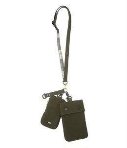 Neck Strap & Keychain bag