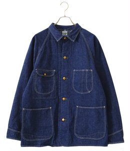 UNISEX 1950 DENIM COVER ALL O/W