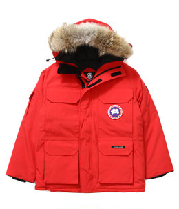 EXPEDITION PARKA FF -RED-