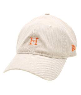NEW ERA HRM SUMMER CORDUROY H EMBROIDERY CAP