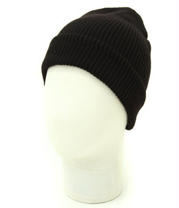 WG BLACK A-4 KNIT CAP