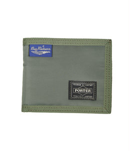 BUZZ×PORTER HEAVY NYLON TWILL WALLET