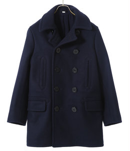 PEA COAT (LONG MODEL) WOOL