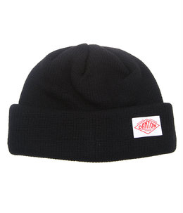 WOOL RIB KNIT CAP