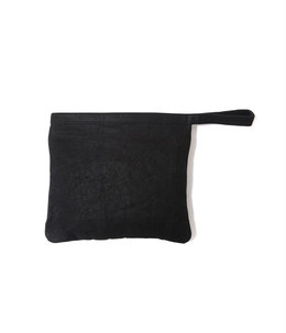 LINEN PARAFFIN CANVAS POUCH