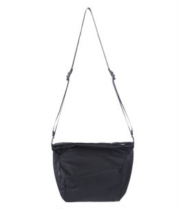 leaf spring shoulder No.1 -nylon twill black-