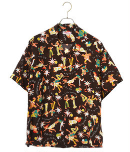 "HAWAIIAN SHIRT ""FUN ISLAND OF HAWAII"""