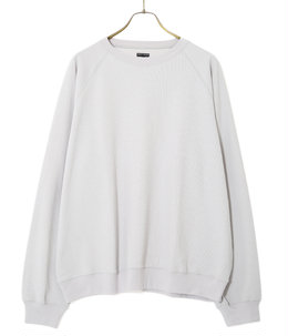 WIDE THERMAL CREW NECK
