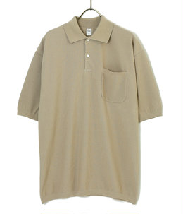 Polo Collar Knit Shirt