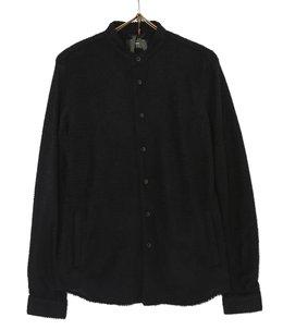 Lofted Knit Fiber Long Sleeve Shirt