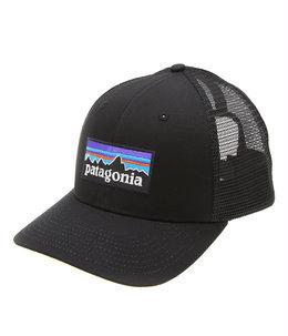 P-6 Logo Trucker Hat -BLK-
