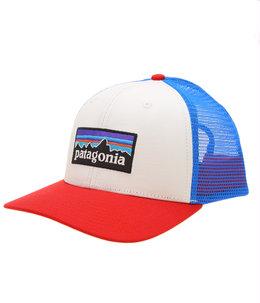 P-6 Logo Trucker Hat