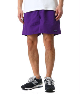 "M's Baggies Shorts -5in"" -PUR-"