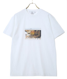BOOK SHOP PHOTO TEE