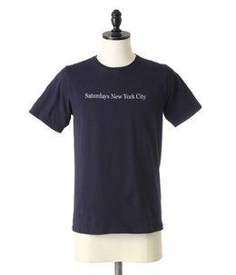 Saturdays NYC S/S Tee