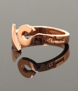Hook Ring K Rose