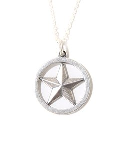 SD MADE IN USA STAR NECKLACE SV