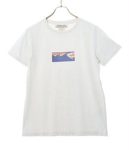 SP加工Tシャツ(波)