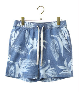 BLOOM CHAMBRAY WALKSHORT
