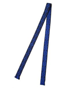 IOAN FAJA BELT BLACK/BLUE